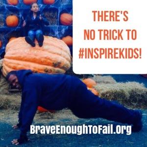 No trick to Inspire