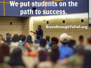 We put Students on the Path